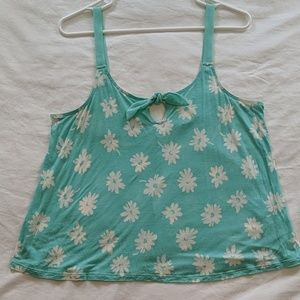Floral Top from Urban Outfitters, size L